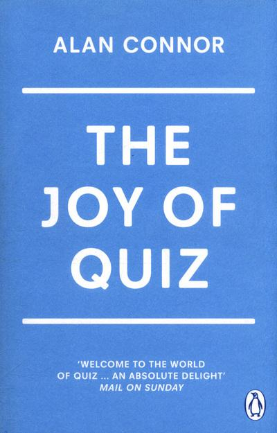 The Joy of Quiz - Alan Connor