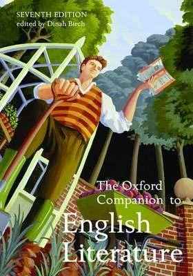 The Oxford Companion to English Literature - Dinah Birch
