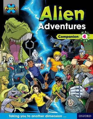 Alien Adventures: Dark Blue Dark Red + Book Bands