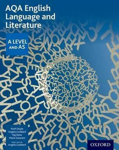 AQA A Level English Language and Literature: Student Book - Ruth L. Doyle