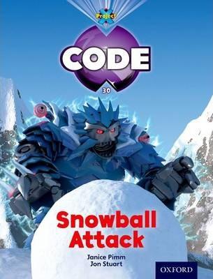 Big Freeze: Snowball Attack - Jan Burchett