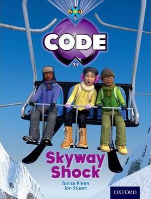 Big Freeze: Skyway Danger - Jan Burchett