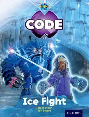 Big Freeze: Ice Fight - Jan Burchett