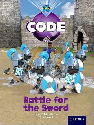 Castle Kingdom:  Battle for the Sword - Haydn Middleton