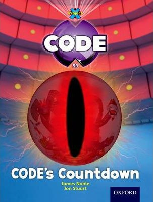 CODE Control: CODE's Countdown - James Noble