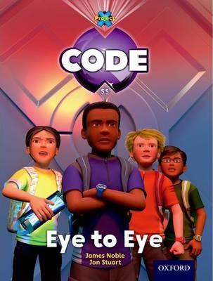 CODE Control: Eye to Eye - James Noble