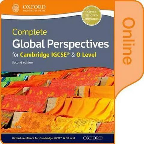 Complete Global Perspectives for Cambridge IGCSE: Online Student Book - Jo Lally