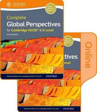 Complete Global Perspectives for Cambridge IGCSE: Print and Online Student Book Pack - Jo Lally