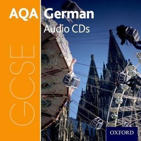 AQA GCSE German: Audio CD Pack - Heather Murphy