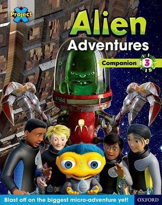 Alien Adventures: Brown-Grey Book Bands