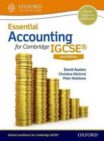 Essential Accounting for Cambridge IGCSE - David Austen