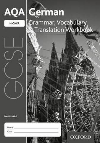 AQA GCSE German: Higher: Grammar
