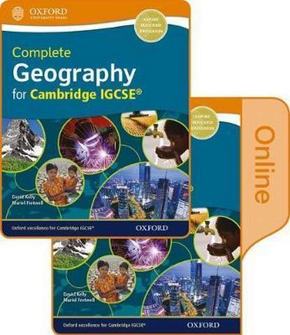 Complete Geography for Cambridge IGCSE Student Book & Online Token Book - Muriel Fretwell