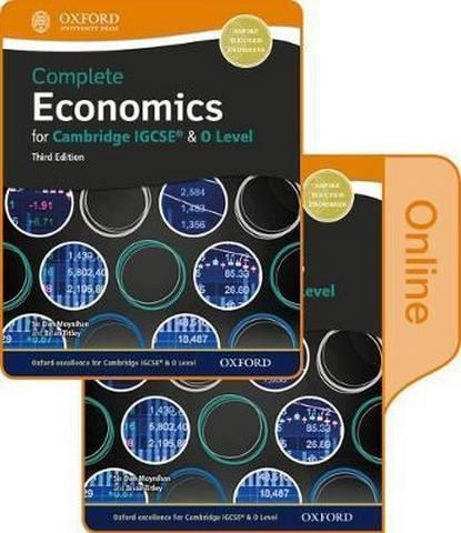 Complete Economics for Cambridge IGCSE and O Level Print & Online Student Book - Dan Moynihan