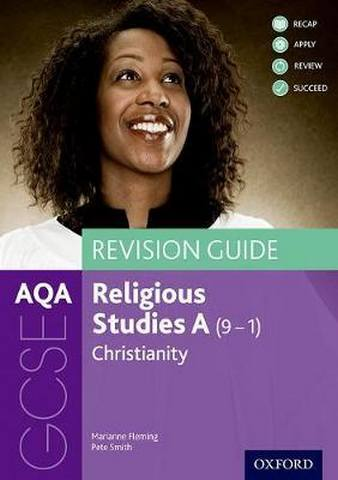 AQA GCSE Religious Studies A: Christianity Revision Guide - Marianne Fleming