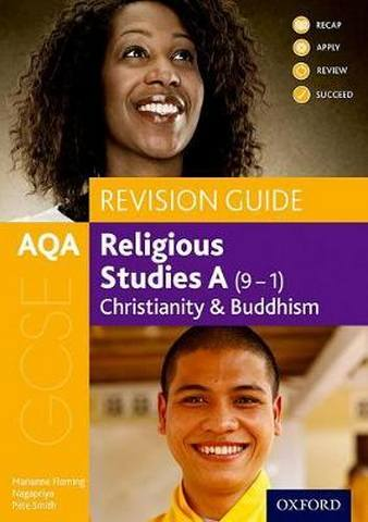 AQA GCSE Religious Studies A: Christianity and Buddhism Revision Guide - Marianne Fleming