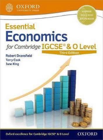 Essential Economics for Cambridge IGCSE (R) & O Level - Robert Dransfield
