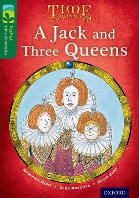 A Jack And Three Queens - Roderick Hunt