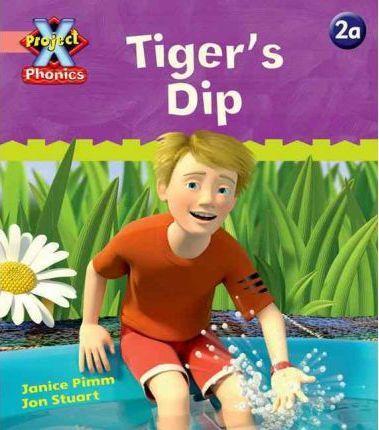 2a Tiger's Dip - Janice Pimm