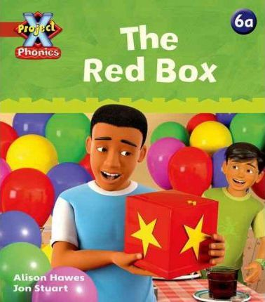 6a The Box - Alison Hawes