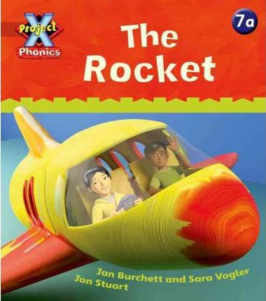 7a The Rocket - Jan Burchett