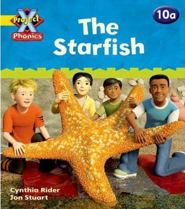 10a The Starfish - Ms Cynthia Rider