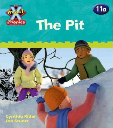 11a The Pit - Ms Cynthia Rider