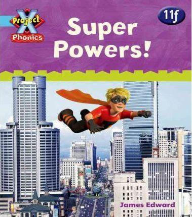 11f Super Powers! - Emma Lynch
