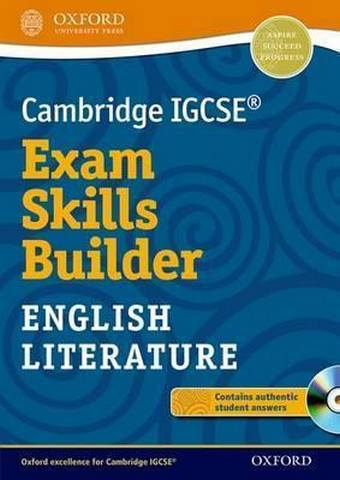 Cambridge IGCSE (R) Exam Skills Builder: English Literature -