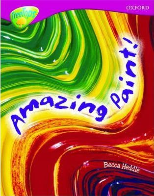 Amazing Paint - Becca Heddle