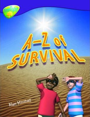 A-Z of Survival - Matt Minshall
