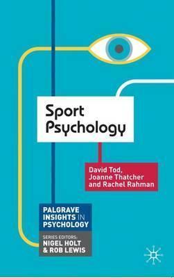 Sport Psychology - David Tod