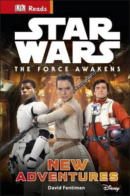 Star Wars The Force Awakens New Adventures - DK
