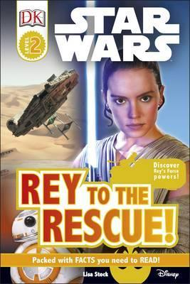 Star Wars Rey to the Rescue! - Lisa Stock