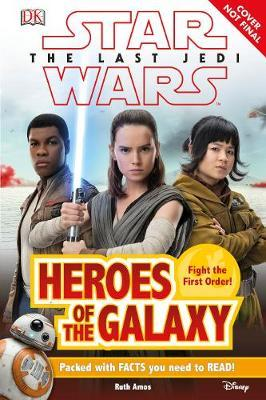 Star Wars The Last Jedi (TM) Heroes of the Galaxy - Ruth Amos