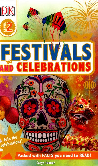 Festivals and Celebrations: Join the Celebrations! - Caryn Jenner