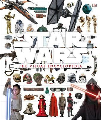 Star Wars The Visual Encyclopedia - DK