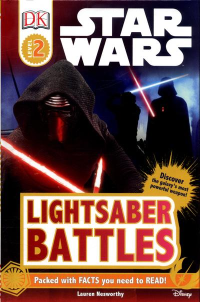 Star Wars Lightsaber Battles - Lauren Nesworthy