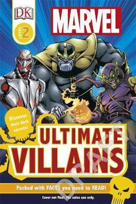 Marvel Ultimate Villains - DK