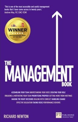 The Management Book - Richard Newton