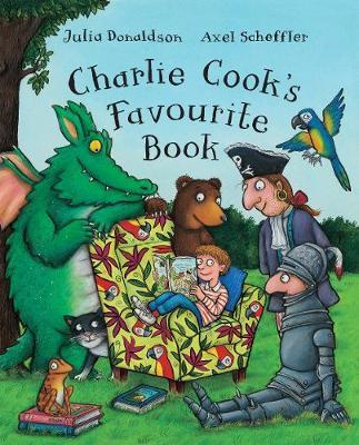 Charlie Cook's Favourite Book Big Book - Julia Donaldson