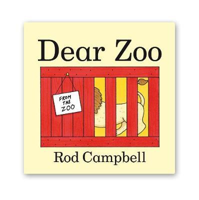 Dear Zoo Big Book - Rod Campbell