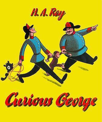 Curious George: Big Book - H.A. Rey