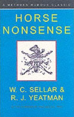 Horse Nonsense - W. C. Sellar