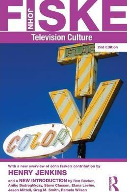 Television Culture - John Fiske