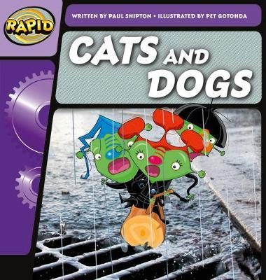 Cats and Dogs: Step 2.2 Phase 3 & 4 - Paul Shipton