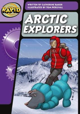 Arctic Explorers: Step 3.1 Phase 5 - Catherine Baker
