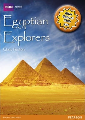 ASC Egyptian Explorers After School Club Pack - Hariet Martin