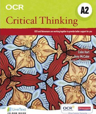 OCR A Level Critical Thinking Student Book (A2) - Colin Hart
