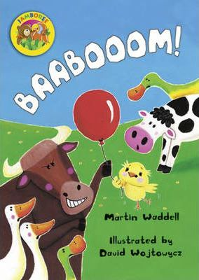 Jamboree Storytime Level A: Baabooom Big Book -